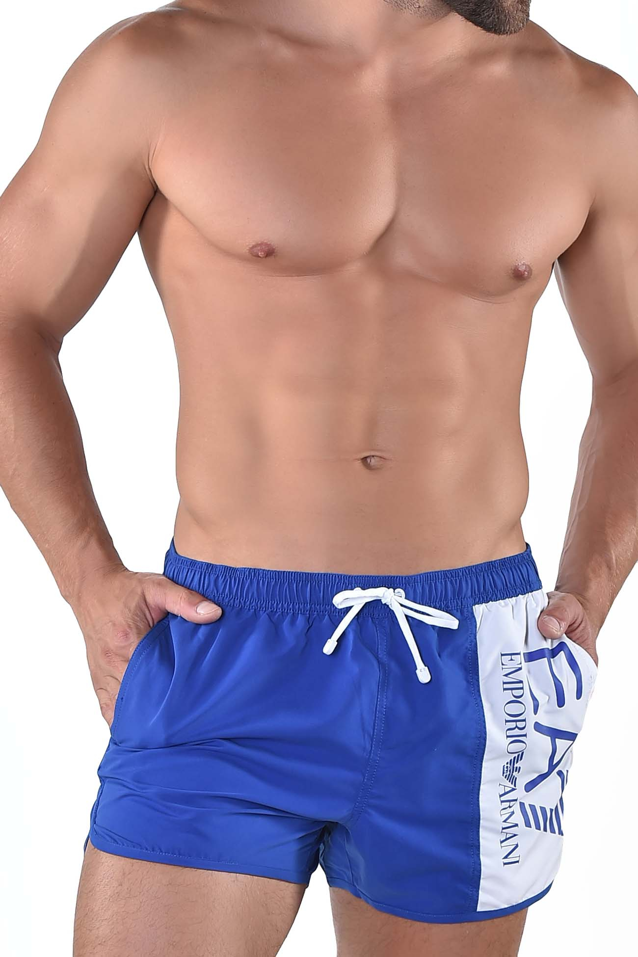 Mens Swimwear Shorts EA7 Emporio Armani EA91194
